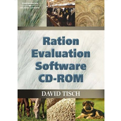 Ration Evaluation CD-ROM for Tisch's Animal Feeds, Feeding and Nutrition, and Ra