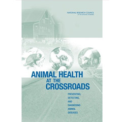 Animal Health at the Crossroads (Paperback)