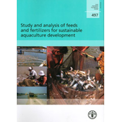 Study and Analysis of Feeds and Fertilizers for Sustainable Aquaculture Developm