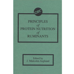Principles of Protein Nutrition of Ruminants