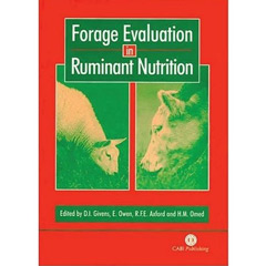 Forage Evaluation in Ruminant Nutrition