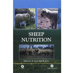 Sheep Nutrition (Hardcover)